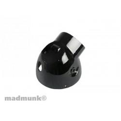 Globe de phare dax métal noir