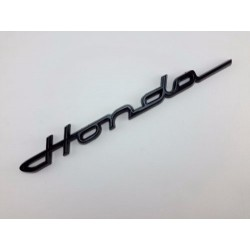 Sticker 3D honda s800 noir...