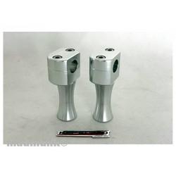Pontets cnc aluminium 75mm