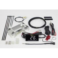 Kit thermomètre LCD takegawa