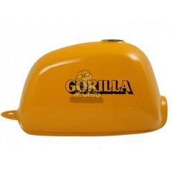 Réservoir honda gorilla jaune
