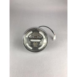 Optique de phare led 12v...