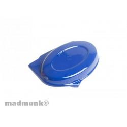 Cache batterie gauche bleu