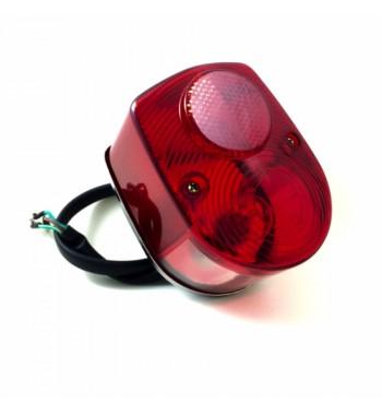 Feux arrière dax rouge skyteam
