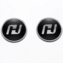 Paire de logos H2C ( HONDA...