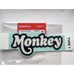 Sticker honda monkey 125...