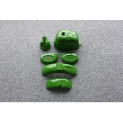 Kit carrosserie gorilla vert